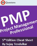 PMP 5th Edition Cheat Sheet